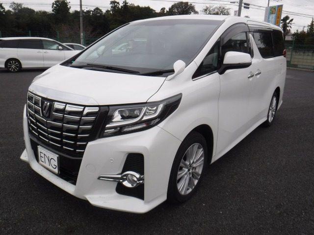 買取車両2017年アルファード2.5S