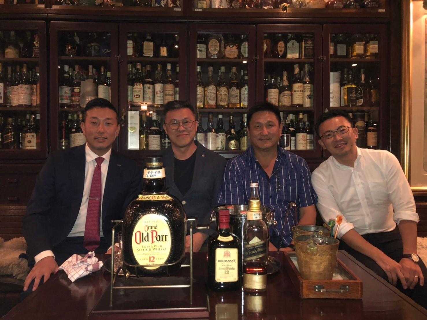 マレーシアのお客様と株式会社ENG@バー